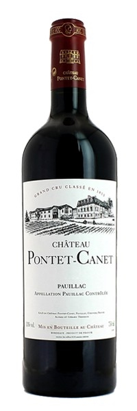 Château Pontet Canet 2014