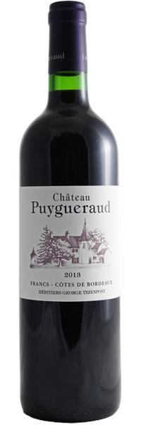 Château Puygueraud 2013