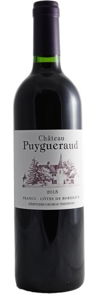 Château Puygueraud 2015