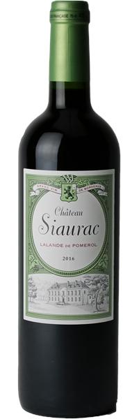 Château Siaurac 2016