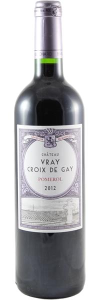 Château Vray Croix de Gay 2012