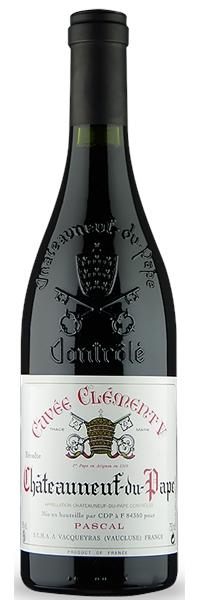 Châteauneuf-du-Pape Cuvée Clément V 2018