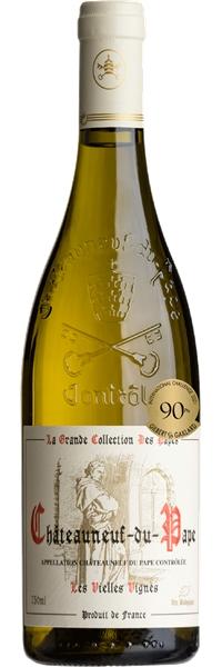 Châteauneuf-du-Pape Cuvée Clément VI Les Vieilles Vignes 2019