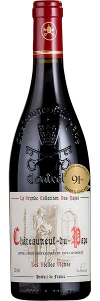 Châteauneuf-du-Pape Cuvée Clément VI Les Vieilles Vignes 2018