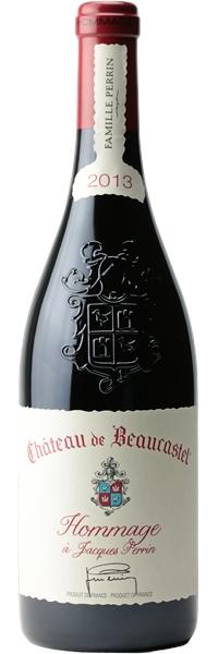 Châteauneuf-du-Pape Hommage à Jacques Perrin 2013