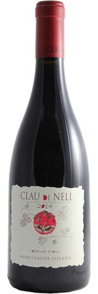 Clau de Nell Cabernet Franc 2014