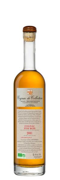 Cognac Fins Bois 2001
