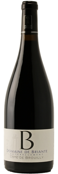 Côte de Brouilly Tradition 2014