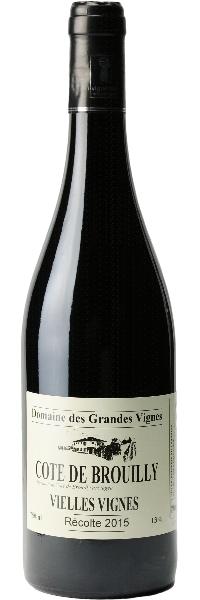 Côte de Brouilly Vieilles Vignes 2015