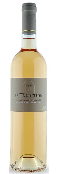 Coteaux d'Aix-en-Provence Tradition 2018