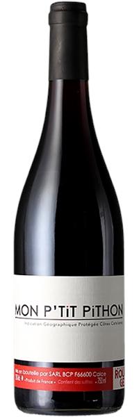 Côtes Catalanes Mon P'tit Pithon 2019