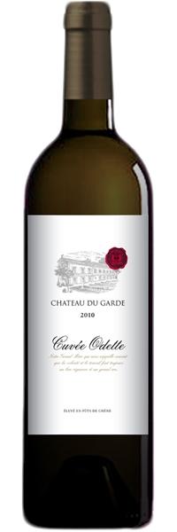 Côtes de Bordeaux Cuvée Odette 2010