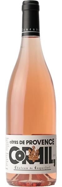 Côtes de Provence Corail 2019