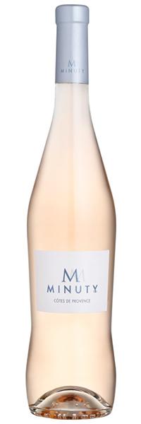 Côtes de Provence M de Minuty 2018