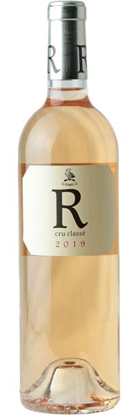 Côtes de Provence Cuvée R Cru Classé 2019