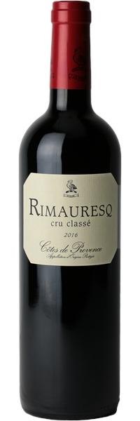 Côtes de Provence Cuvée Classique de Rimauresq Cru Classé 2016