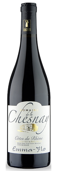 Côtes du Rhône Emma - Flo 2018