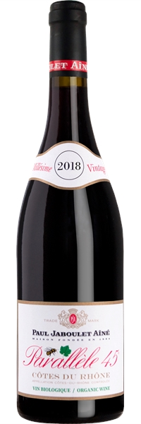 Côtes du Rhône Parallèle 45 2018