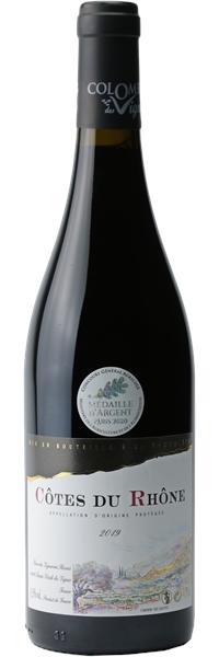 Côtes du Rhône Terroir 2019