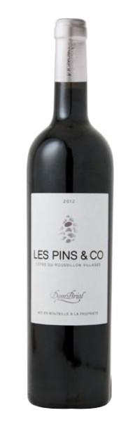 Côtes du Roussillon Les Pins & Co 2014