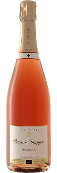 Crémant de Bourgogne Cuvée Rose Brut 2016