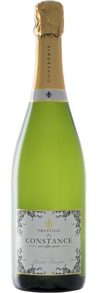 Crémant de Bourgogne Prestige de Constance Extra-Brut 2017