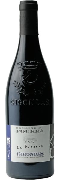 Gigondas La réserve 2016