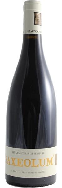 IGP vignobles de Seyssuel Saxeolum 2016