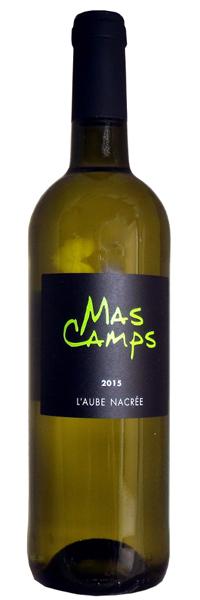 L'Aube Nacrée Côtes Catalanes 2015