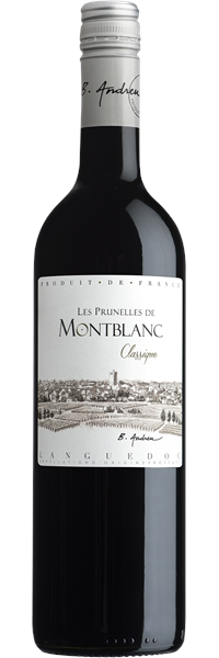 Languedoc Les Prunelles de Montblanc Classique 2017