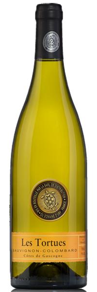 Les Tortues Colombard Sauvignon Côtes de Gascogne 2017