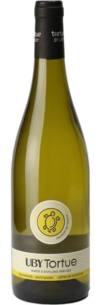 Les Tortues Colombard Sauvignon Côtes de Gascogne 2018