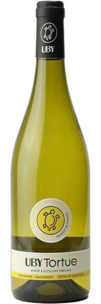 Les Tortues Colombard Sauvignon Côtes de Gascogne 2019