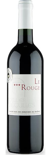 IGP Bouches-du-Rhône  Le Rouge