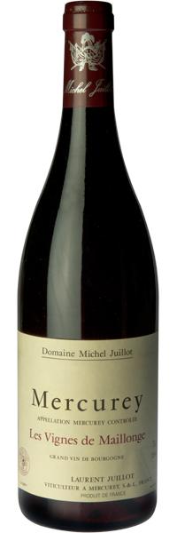 Mercurey Les Vignes de Maillonge 2016