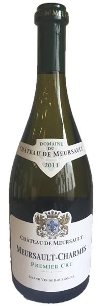 Meursault 1er Cru Charmes 2011