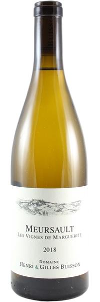 Meursault Les Vignes de Marguerite 2018