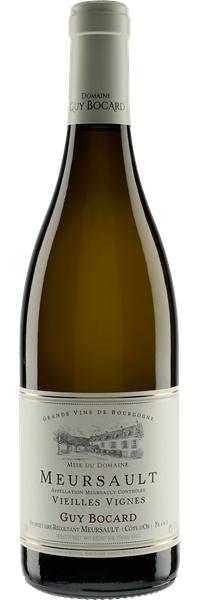 Meursault Vieilles Vignes 2012