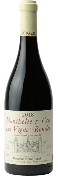 Monthélie 1er Cru Les Vignes Rondes 2018