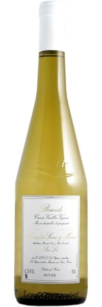 Muscadet Sèvre et Maine sur lies Briord Vieilles Vignes 2018