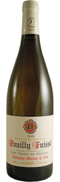Pouilly-Fuissé Les Vignes du Château 2018