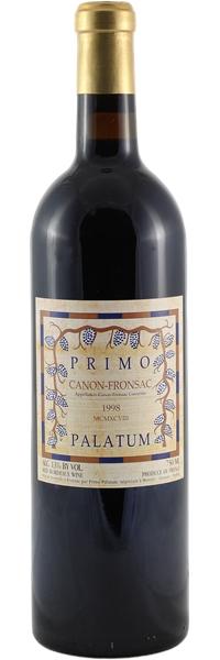 Primo Palatum Canon Fronsac 1998