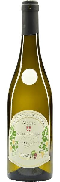 """Roussette de Savoie """"Cœur d'Altesse"""" 2018"""