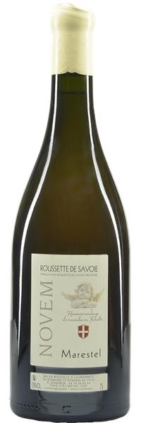 """Roussette de Savoie cru Marestel """"Novem"""" 2011"""