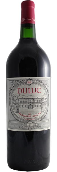 Saint-Julien Duluc de Branaire-Ducru MAGNUM 2010