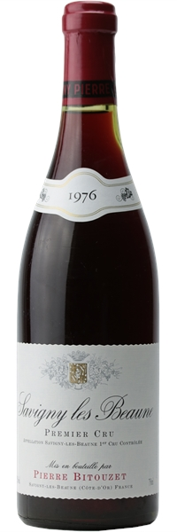 Savigny-lès-Beaune 1er Cru 1976