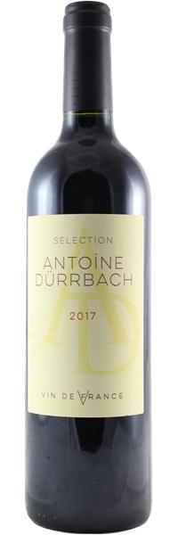 Sélection Antoine Dürbach 2017