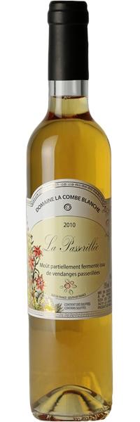 Vin de France - Origine Languedoc La Passerillée 2010
