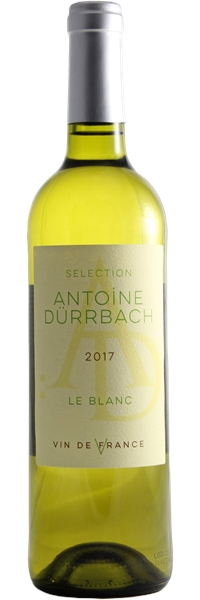 Vin de France - Origine Vallée du Rhône Selection Antoine Dürrbach 2017