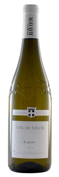 Vin de Savoie Apremont 2016